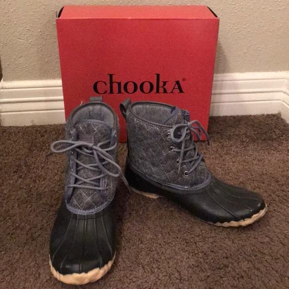6d197ff2235 Chooka Shoes - Chooka Eastlake Quilted Duck Boots